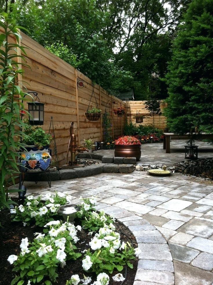 Small Backyard Ideas Pinterest Backyard Designs Best Small