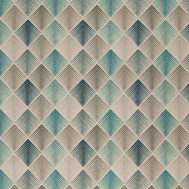 Warwick Fabrics : ASPIRE, Colour MARINE