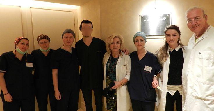 """Ιρλανδική «ψήφος εμπιστοσύνης» στη Bergmann Kord   Η Bergmann Kord, είχε και πάλι """"επισκέψεις"""" από το εξωτερικό! Ο κος. Kevin G., από την Ιρλανδία, επισκέφτηκε την χώρα μας και την Bergmann Kord, με σκοπό την αποκατάσταση της Μετωπιαίας Ζώνης (Hairline), με την προηγμένη μέθοδο Μεταμόσχευσης Μαλλιών, FUE (Follicular Unit Extraction) ! Επιπλέον, εφαρμόστηκε η θεραπεία PRP, ως συμπληρωματική της Μεταμόσχευσης, για περαιτέρω ενίσχυση του τελικού αποτελέσματος ! Διαβάστε περισσότερα εδώ…"""
