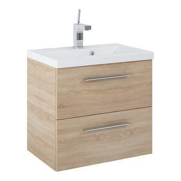 Handson badkamermeubel Acer 60 cm hout in de beste prijs-/kwaliteitsverhouding, uitgebreid assortiment bij GAMMA