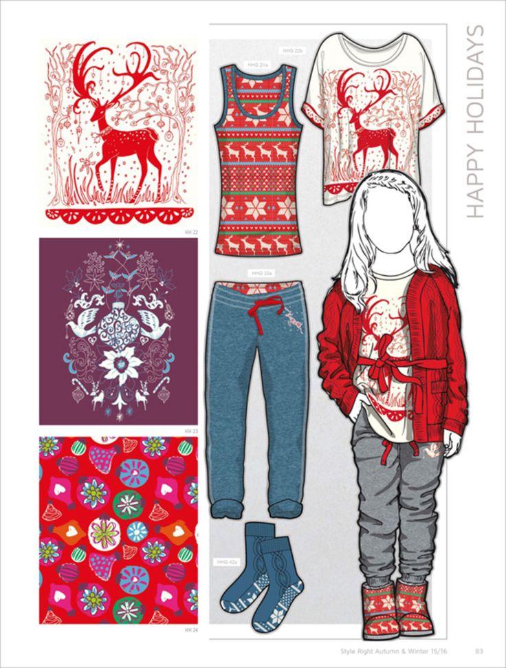 Style Right Kidswear Trend Book - A/W 15/16 - Kidswear - Styling ...