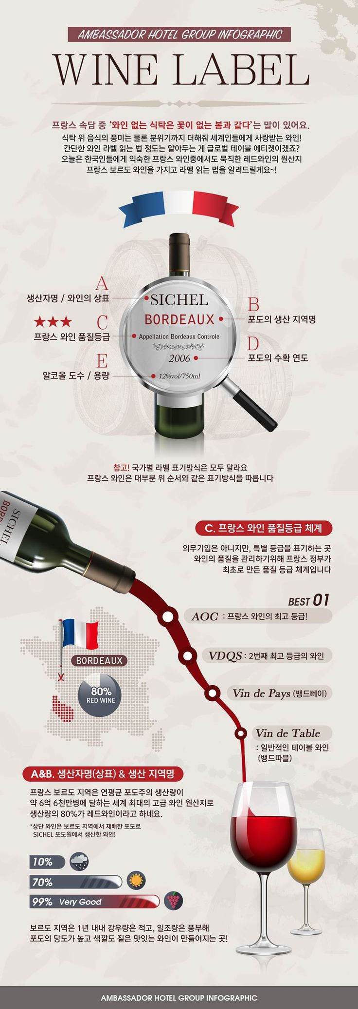 와인라벨 읽기 인포그래픽 #인포그래픽 #infographic #wine #manner