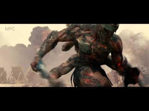 MPC Wrath of the Titans VFX breakdown