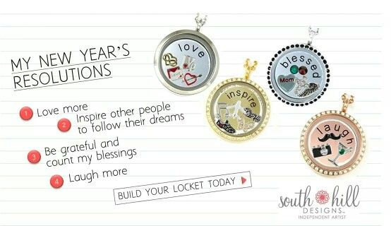 New Year's Resolution with South Hill Designs  www.southhilldesigns.com/izzydesigns