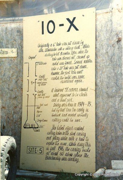 The Oak Island treasure hunt and Borehole 10X - the history by Jo Atherton, via Flickr