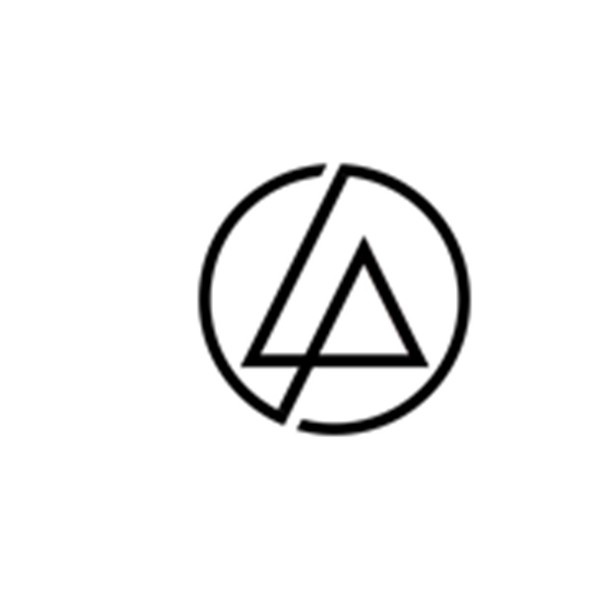 linkin park logo white  a image by fletcher4256