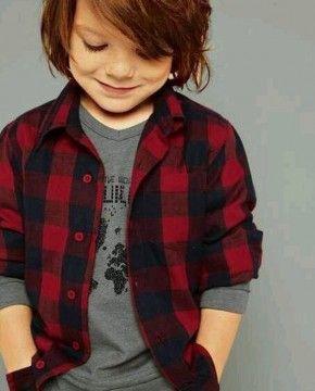 kinderkapsel jongen rood