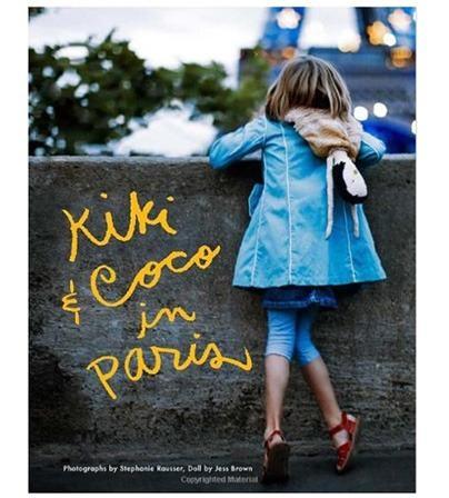 Alder & Co. — Kiki & Coco in Paris Book