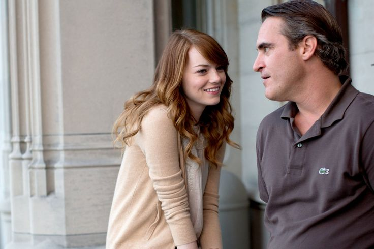 Joaquin Phoenix stars as a college philosophy professor who capriciously decides to commit a crime.