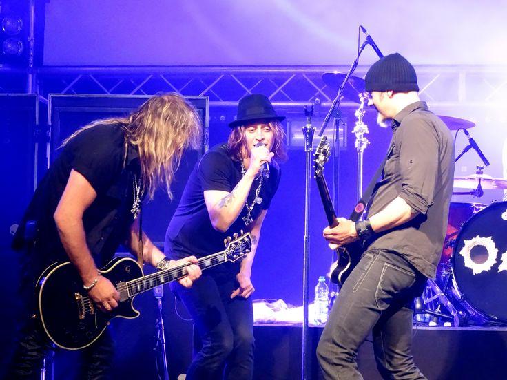 Gotthard, Rockfestival, May 2014 #Gotthard #LeoLeoni #Leo #NicMaeder #Nic #Maeder #FreddyScherer #Freddy
