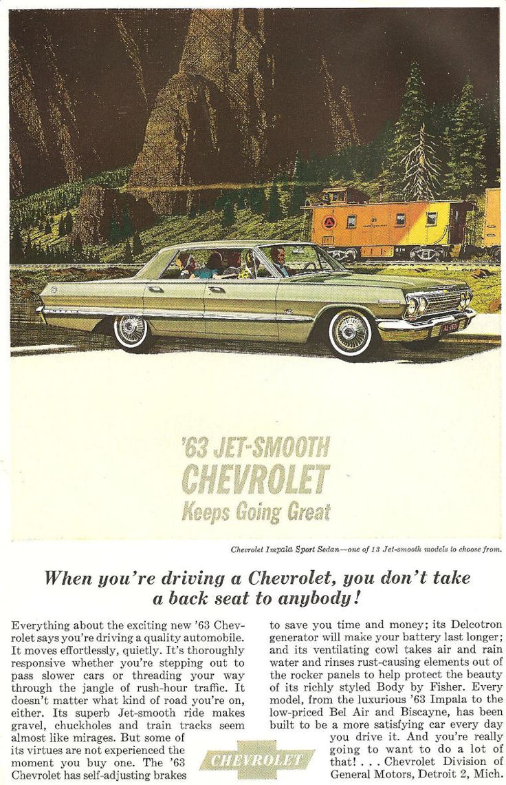 1963 advertisements chevrolet 1963 chevrolet ad 05