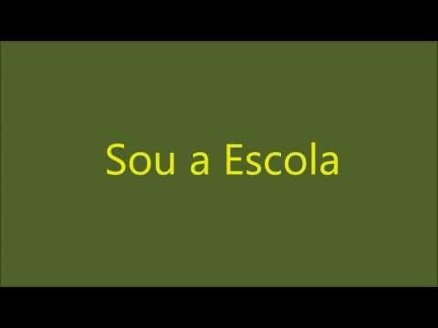 Sou a Escola - YouTube