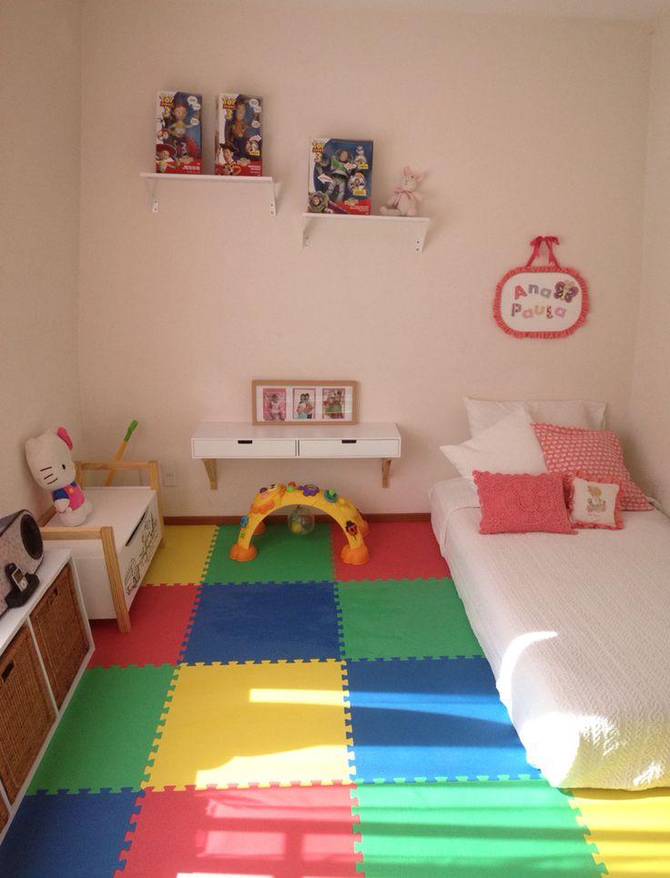 Las 25 mejores ideas sobre dormitorio montessori en for Cuartos para ninas montessori