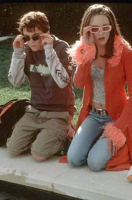 Big Fat Liar. This movie came on EVERY time I was at my grandmas.