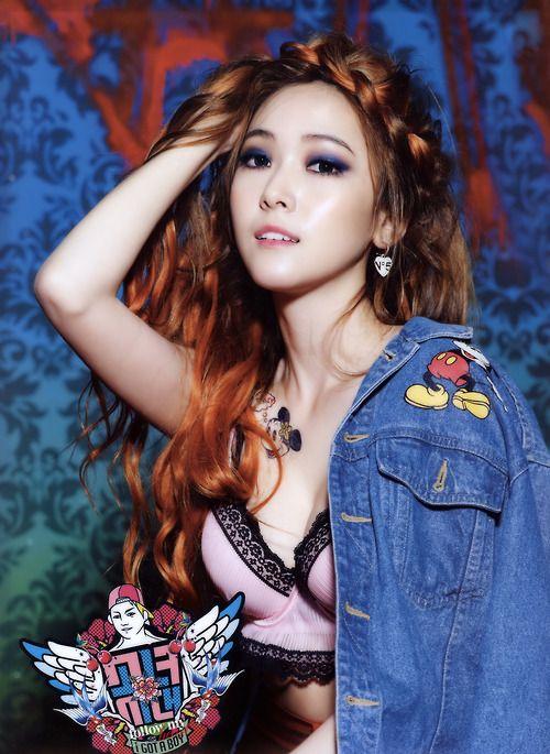 Girls' Generation - I Got A Boy - Jessica