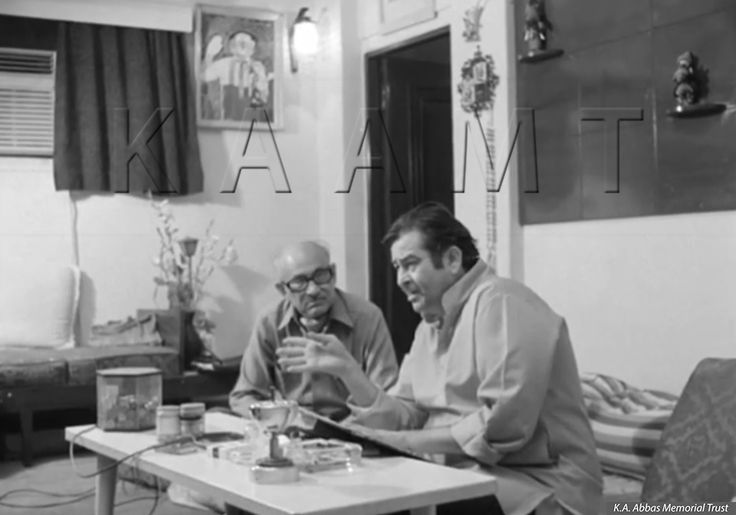 Who was K.A. Abbas? A man who left a deep impression on not just cinema, but literature and journalism as well; an exploration of his creative work is a journey into the very making of this nation. We are very grateful to the Khwaja Ahmad Abbas Memorial Trust for sharing treasures from their archives with us and creating exclusive new material for a module on the man and his times. Find out more at: https://goo.gl/2C15GB   #KhwajaAhmadAbbas #KAAbbas #IndianCinema #IndianTheatre #HindiCinema