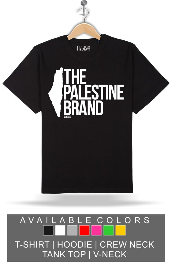 The Palestine Brand T-Shirt - Hoodie - Crewneck - Tanktop - VNeck