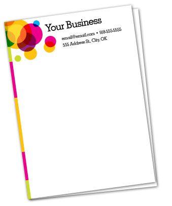 Best  Letterhead Printing Ideas On   Letterhead