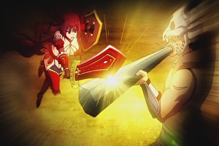 Tensei Kendo no Harem Colosseum / 転生剣奴の子づくり闘技場〈ハーレムコロッセオ〉 - Episode 04