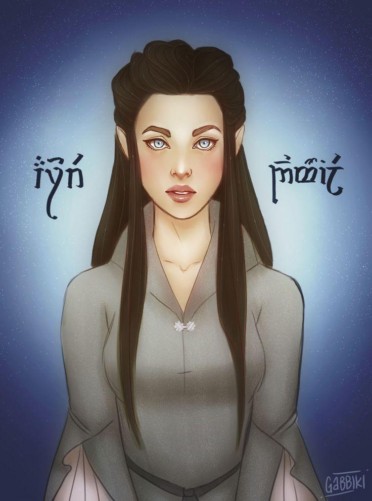 Arwen princess of Starlight