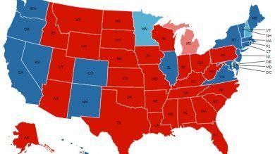 Valanga Donald  negli Stati del midwest   E Gop  controllerà anche il Congresso