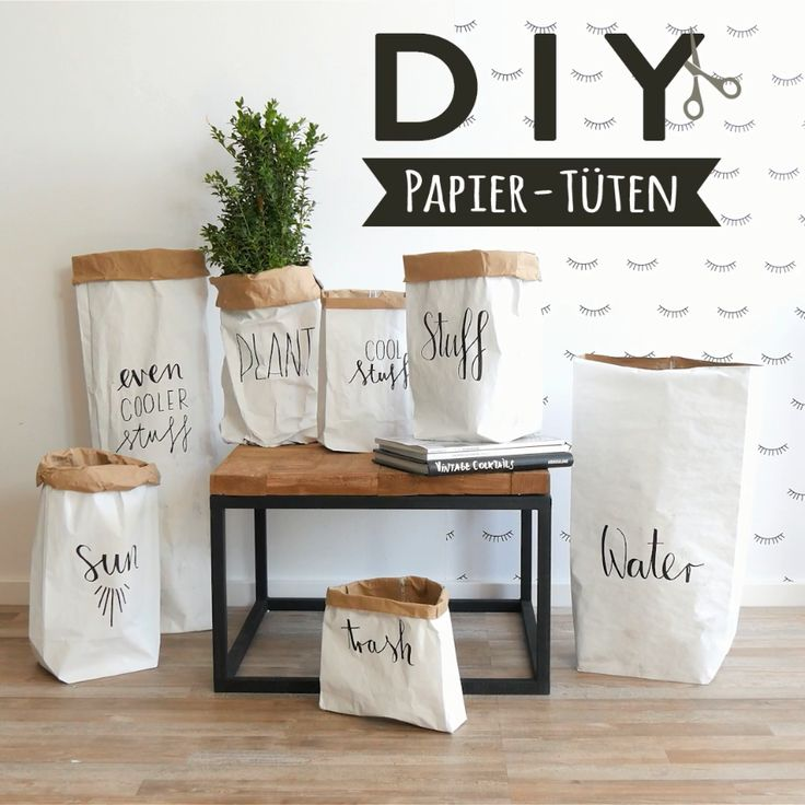 ►PAPERBAGS◄ Paper storage! Are you a paper lover too? Very well,…