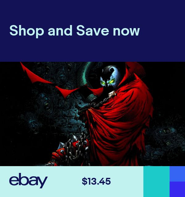 Fast Shipping Spawn Huge Wall  Poster  15in x 24in