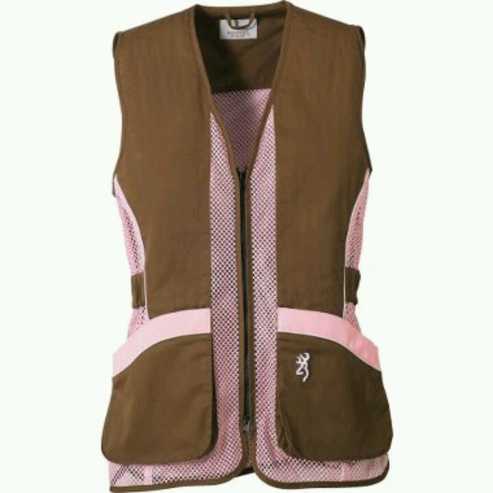 For my shotgun shooters out there!! Browning shotgun vest