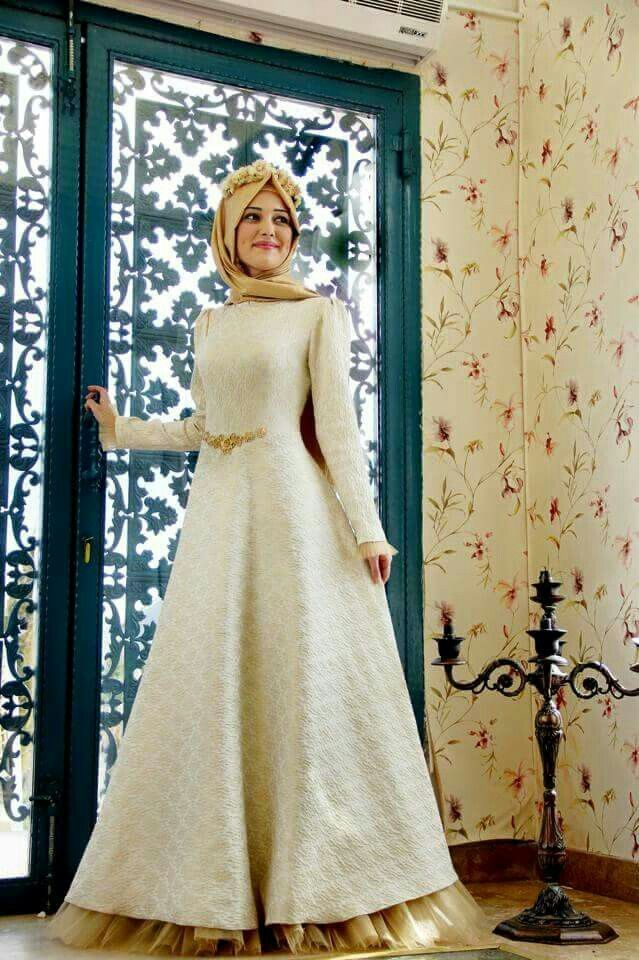 #Hijab #fashion #evening