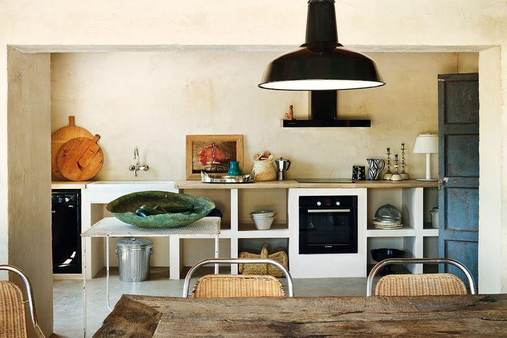 M s de 1000 ideas sobre cocinas rusticas de obra en - Cocinas de obra ...