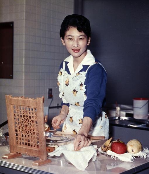 美智子皇后陛下 as 皇太子継宮明仁親王妃美智子(つぐのみやあきひとしんのうひみちこ)殿下時代(´∀`* )  Empress Michiko of Japan