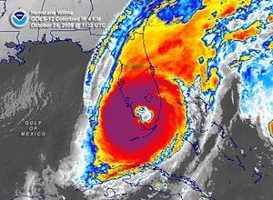 Effects of Hurricane Wilma in Florida - Wikipedia, the free encyclopedia