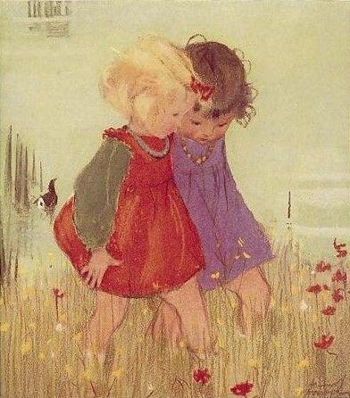 Wildflowers - Muriel Dawson