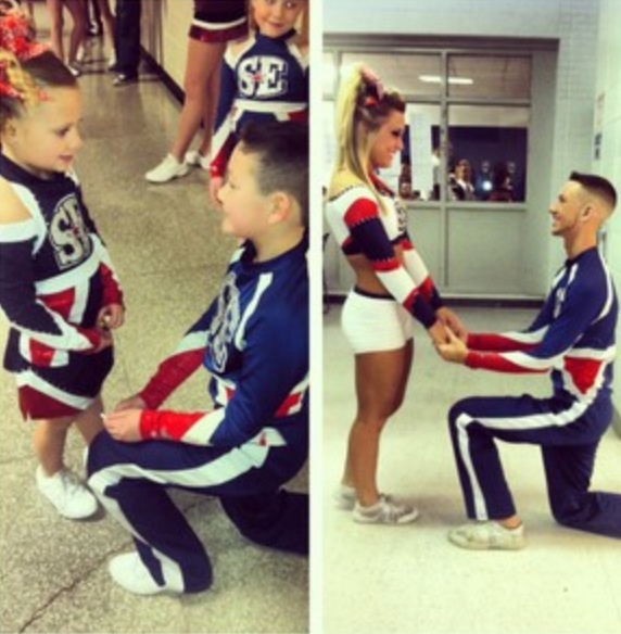 stunts-and-sparkles:  Aww this is so cute OMG