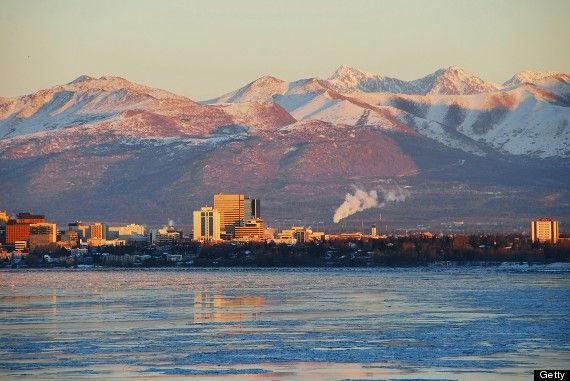 """According to The Huffington Post, these are the """"20 Cities You Need To Visit In Your 20s"""" (here, Anchorage, AK, USA). I beg to differ, these are really, simply, just 20 great cities to visit no matter your age. Go. Get out there."""