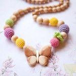 il 570xN.2878098591 150x150 Collana di perline alluncinetto   crochet beads necklace