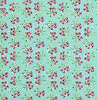 Love & Joy - Aqua Cherry