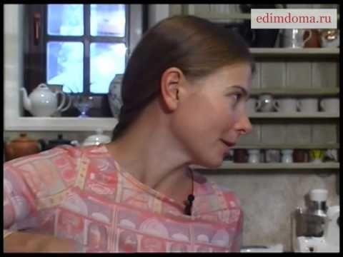 Юлия Высоцкая - Лучший рецепт пасхального кулича - YouTube