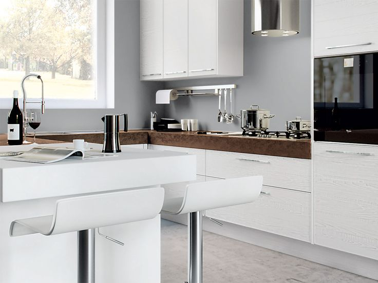 The 21 best Adele Collection by Cucine LUBE images on Pinterest ...