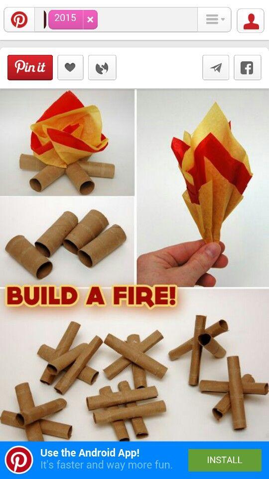 PAper fire