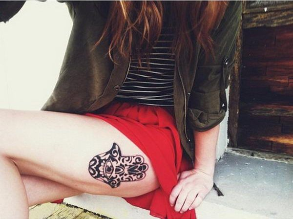 30 Cool Hamsa Tattoo Ideas with Meanings, http://hative.com/cool-hamsa-tattoo-ideas-meanings/,