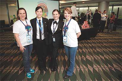 Copa Airlines cumplió el sueño de 200 niños - Periódico La República (Costa Rica)