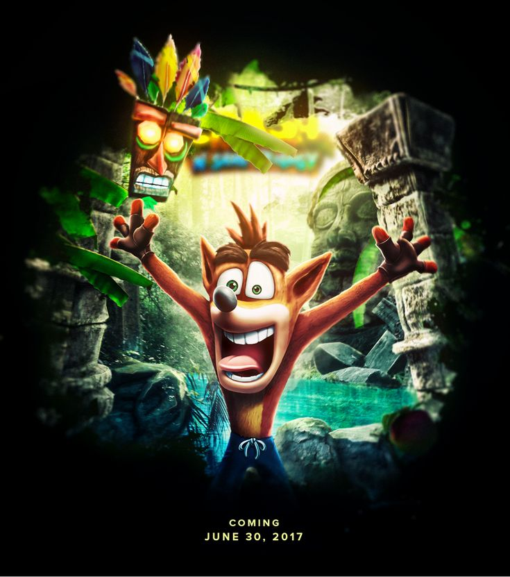 376 best Crash Bandicoot images on Pinterest   Crash ...