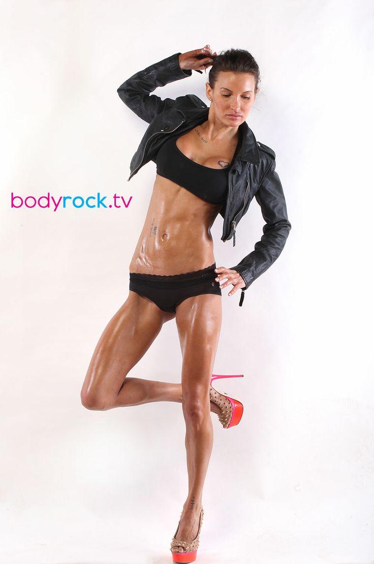 bodyrock lisa marie naked