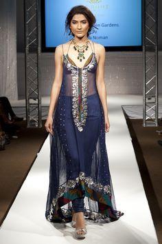 omisaidit:    Rana Noman  Pakistan Fashion Week London 2012
