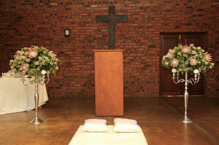 Chapel Arrangements