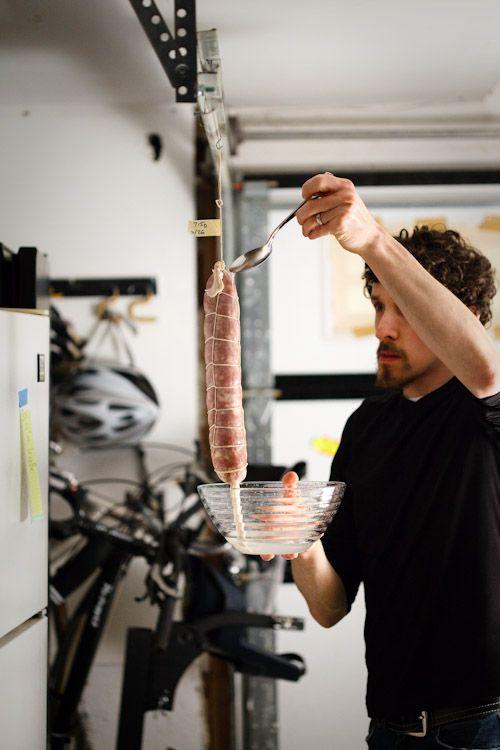 How to make salami at home
