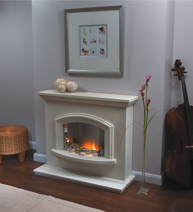 Flamerite Mercia Electric Fireplace Suit | Contemporary ...