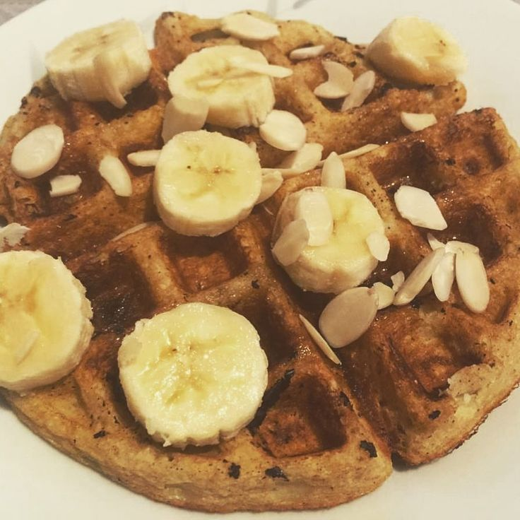 Waffles Saludables sin harina y sin azúcar  https://www.facebook.com/namireposteria/photos/a.548392941949779.1073741829.538194039636336/1055082634614138/?type=3