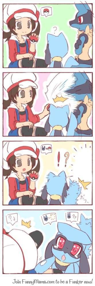 {Pokemon} Cute Magic Trick